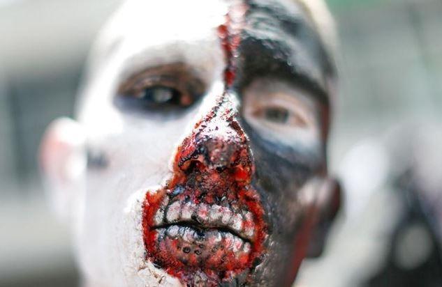 Американцев по ошибке предупредили о нападении зомби