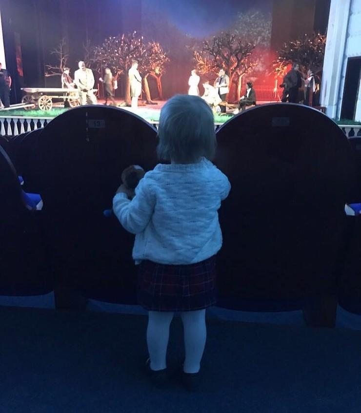 Жена Сергея Безрукова снова ждет ребенка