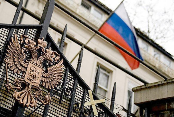 Посольство РФ требует Британию извиниться из-за дела Скрипалей