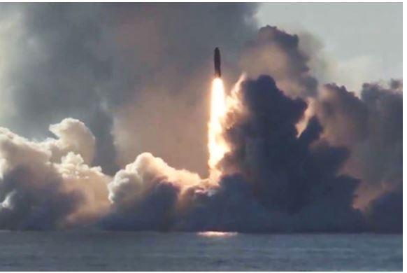 В Америке дали оценку мощи ракетного залпа «Юрия Долгорукого»