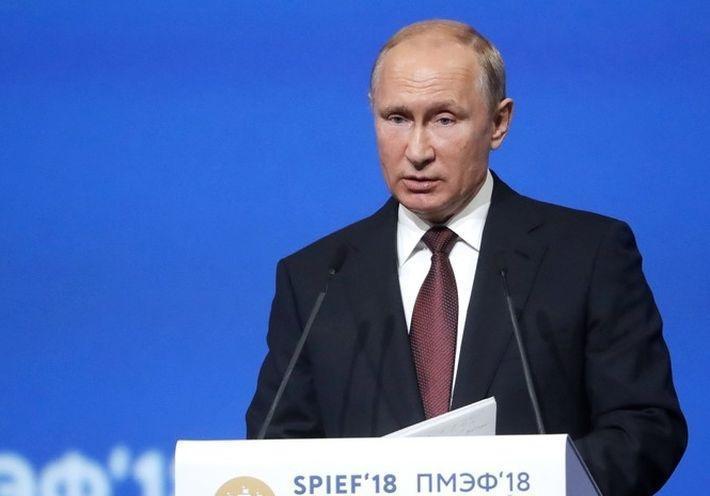 Путин призвал СМИ прекратить разговоры вокруг дела Скрипалей