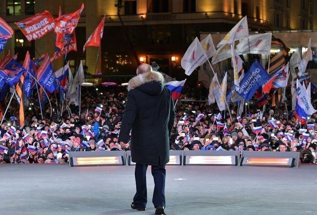 Guardian: если Путина невозможно победить, с ним следует сотрудничать