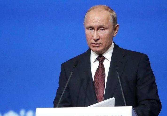 Путин поведал о характере отношений с Трампом