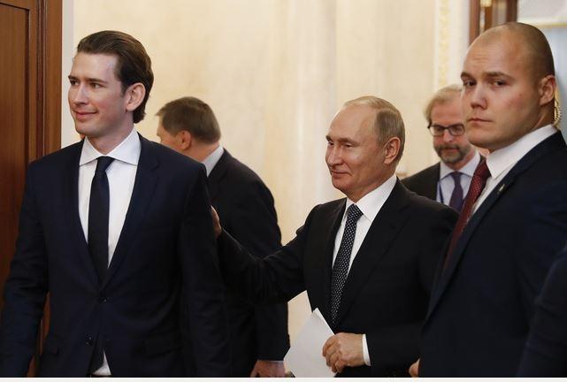 Die Presse: санкции Америки загнали бизнес Австрии в «патовую ситуацию»