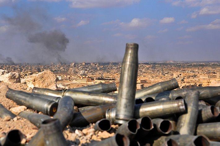В результате атаки в сирийской Дейр эз-Зоре погибли четверо российских военных