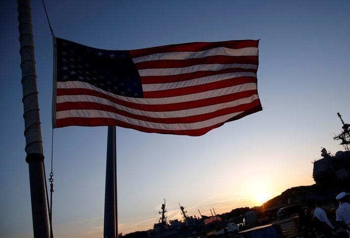 Минобороны Китая заявило о вторжении кораблей ВМС США в территориальные воды КНР