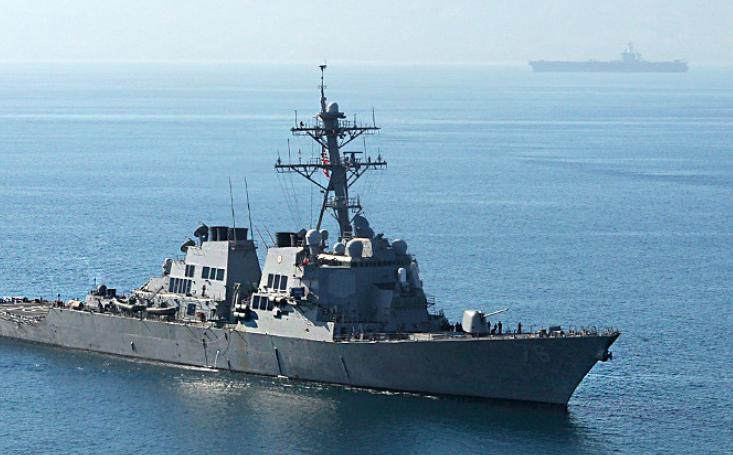 «Управляемая напряжённость»: что скрывается за манёврами кораблей ВМС США у спорных островов в Южно-Китайском море