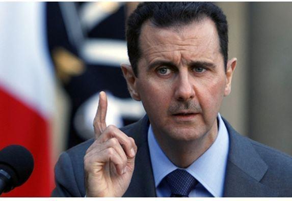 Асад поведал о применении химоружия в Сирии