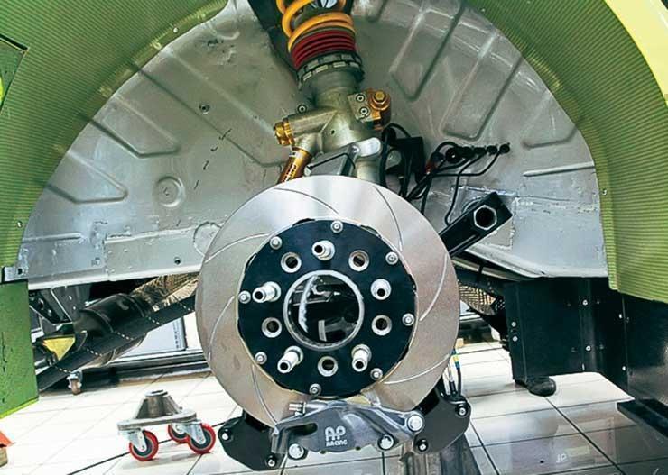 Стоимость дисковых тормозов и работ по их замене