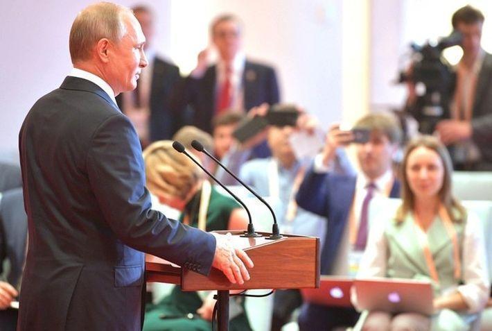 Путин ответил на идею Трампа вернуть РФ в «Большую восьмёрку»