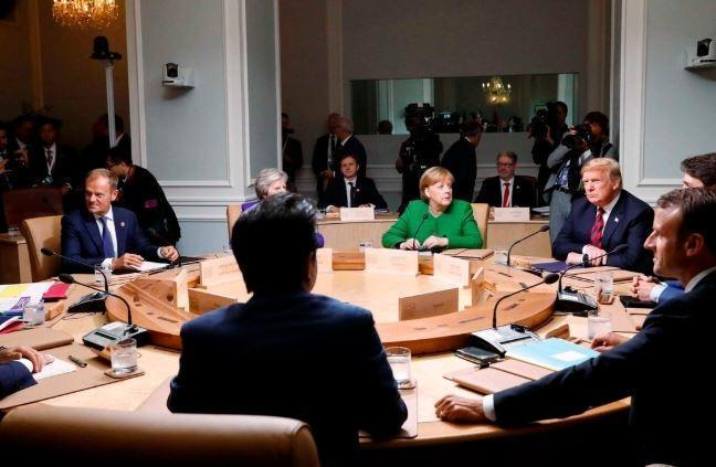 Лидеры G7 огласили условия отмены санкций против РФ