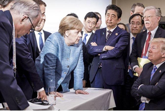 Трамп сказал, что не позволит другим странам ввести пошлины против США