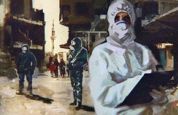 Сирия смогла доказать инсценировку химатаки в Думе: Асад сообщил, что «Белые каски» — пиар-трюк Британии