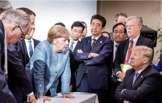 DWN: в ЕС больше не решаются судьбы мира