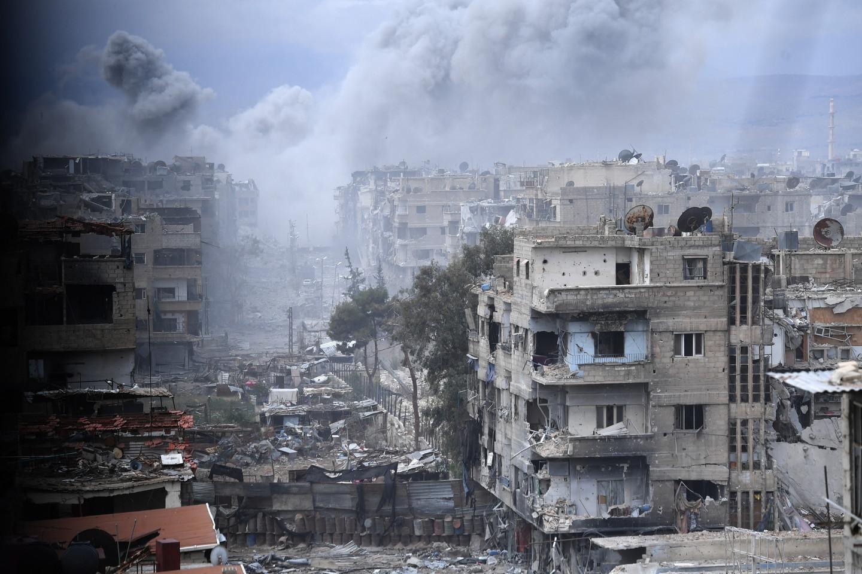 Минобороны РФ заявило о готовящихся провокациях Штатов в Сирии