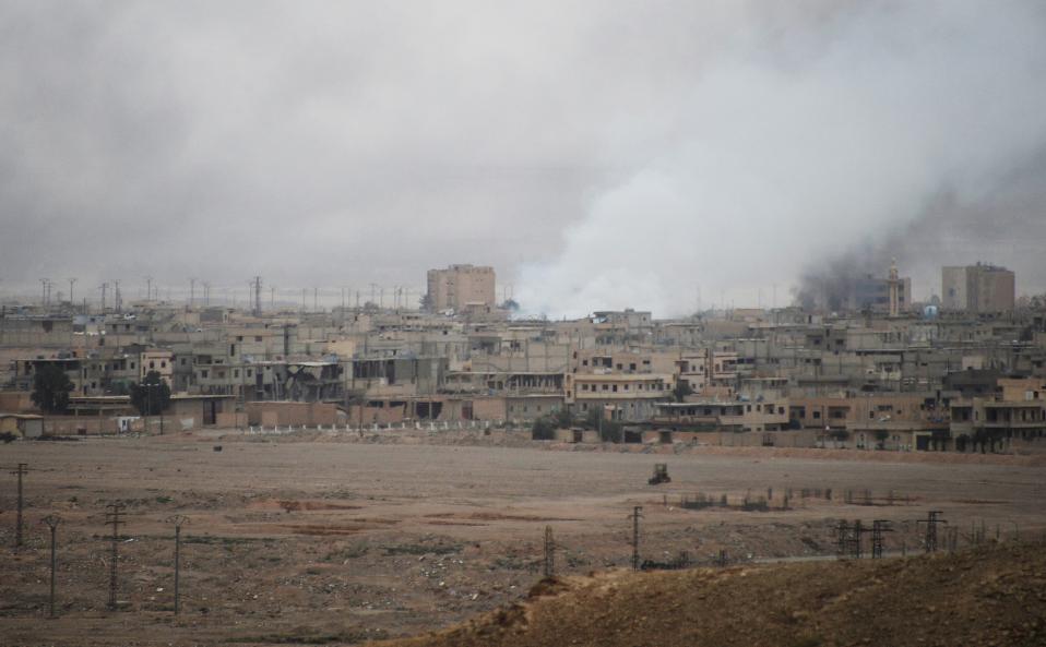Самолеты коалиции США ударили по северу Сирии, погибли 18 мирных жителей