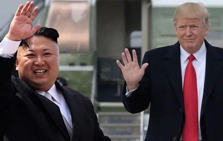 Ким Чен Ын прокомментировал встречу с Трампом