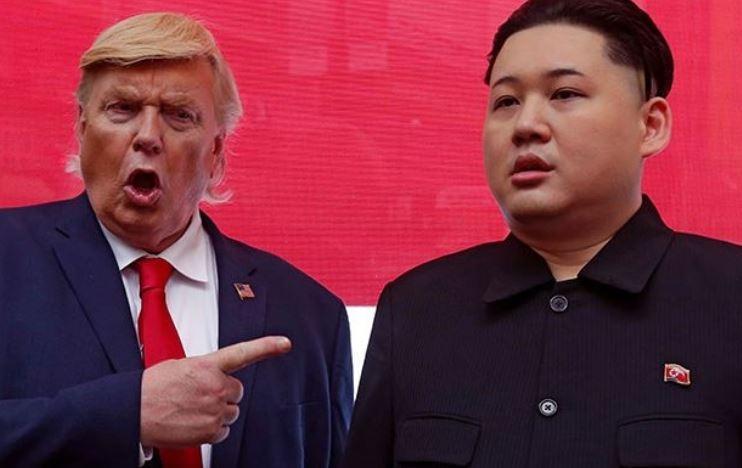 Трамп не верит в то, что они с Ким Чен Ыном равны