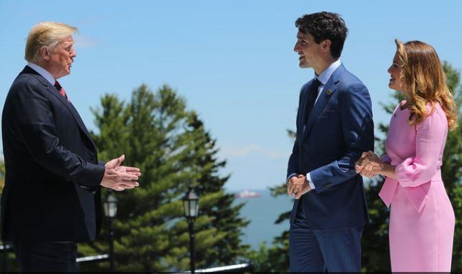 Штаты пригрозили Канаде расплатой за критику и посетовали на Евросоюз и Китай