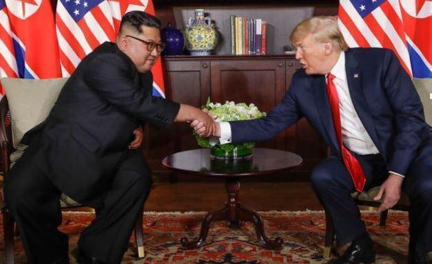 Трамп не исключает, что разочаруется в Ким Чен Ыне спустя год