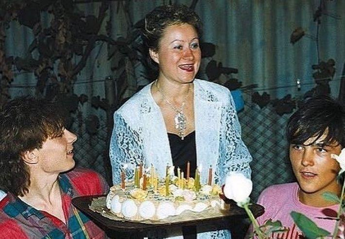 У Юрия Шатунова умерла приемная мама