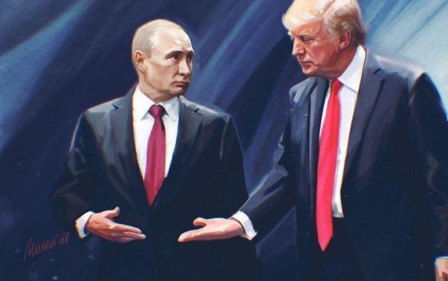 От «большой семерки» — к «тройке»: на Западе поведали, как Трамп восхищен Путиным