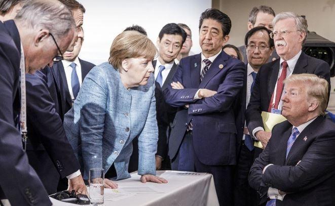 Лидерам G7 следует смириться: в Штатах признали историческое право РФ на Крым