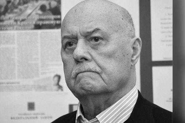 Стала известна предварительная причина смерти Станислава Говорухина