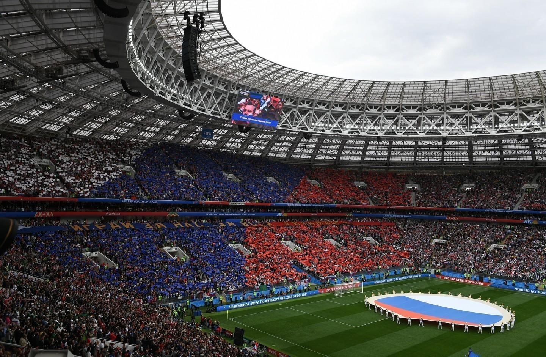 """Житель Мордовии три дня прятался в """"Лужниках"""", чтобы попасть на начало ЧМ-2018"""