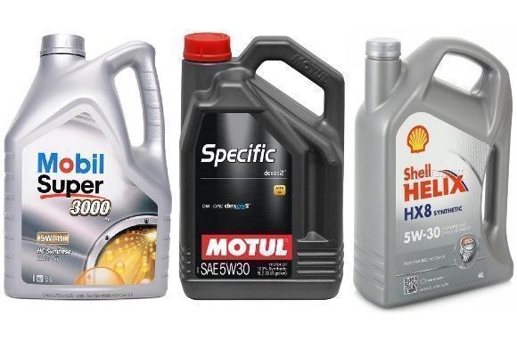 Заводское масло