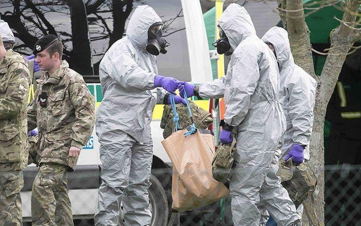 Посольство РФ сообщило об отсутствии сотрудничества с Британией по делу Скрипаля