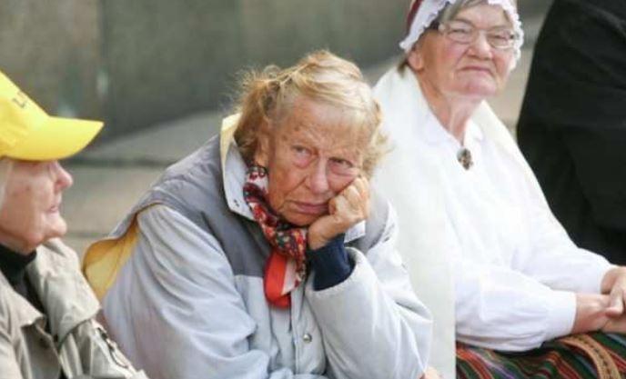 Увеличение пенсионного возраста: страшнее, чем преступление