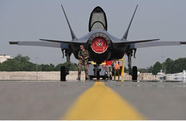 Турция отреагировала на запрет поставок истребителей F-35 из-за С-400