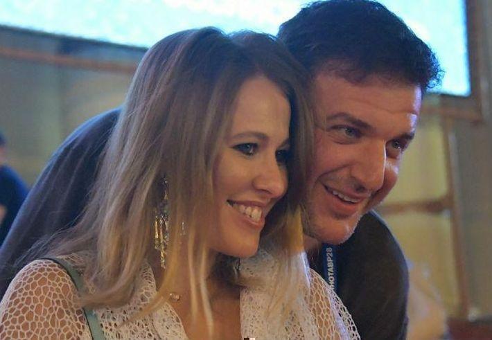 Ксения Собчак намекнула, за что ее любит Максим Виторган