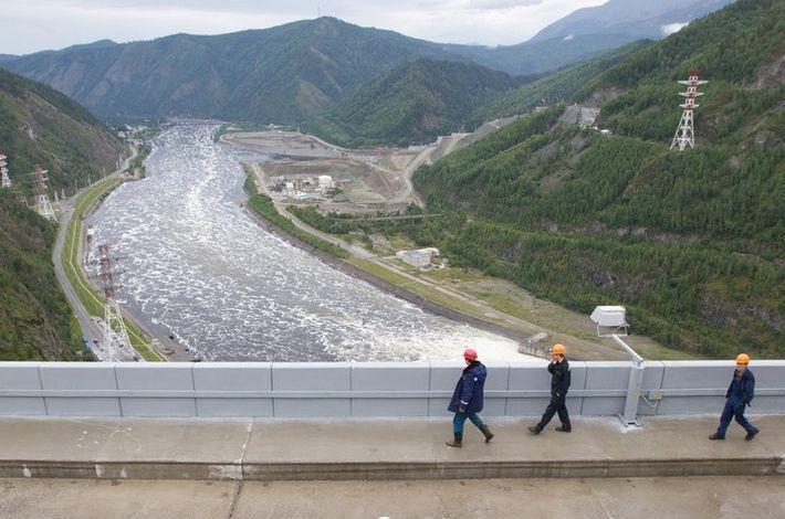 В зоне затопления Саяно-Шушенской ГЭС обнаружили мумию 1-ого века до нашей эры