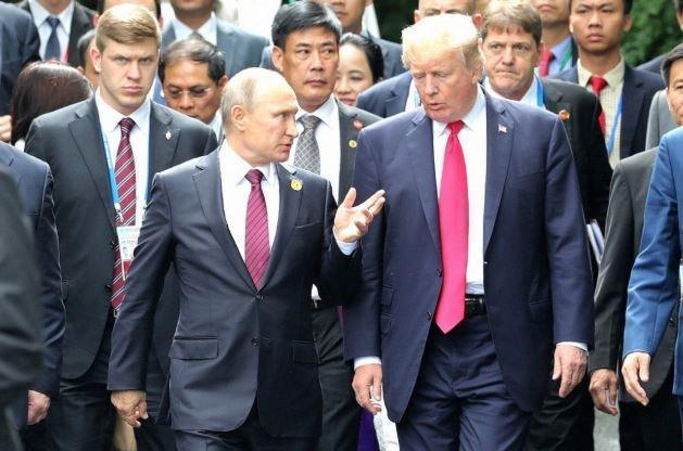 Лондон в панике из-за встречи Трампа и Путина в июле