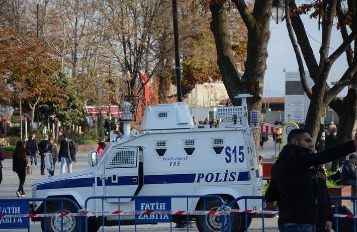 В Турции задержаны 14 человек, подозреваемых в сотрудничестве с ИГИЛ