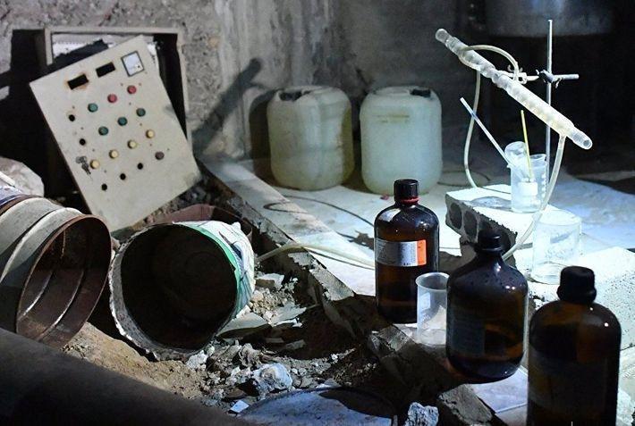 Минобороны предъявило доказательства, что химатака в Сирии была инсценировкой