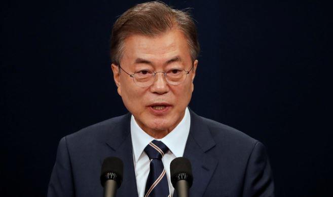 Президент Южной Кореи признался в любви к России