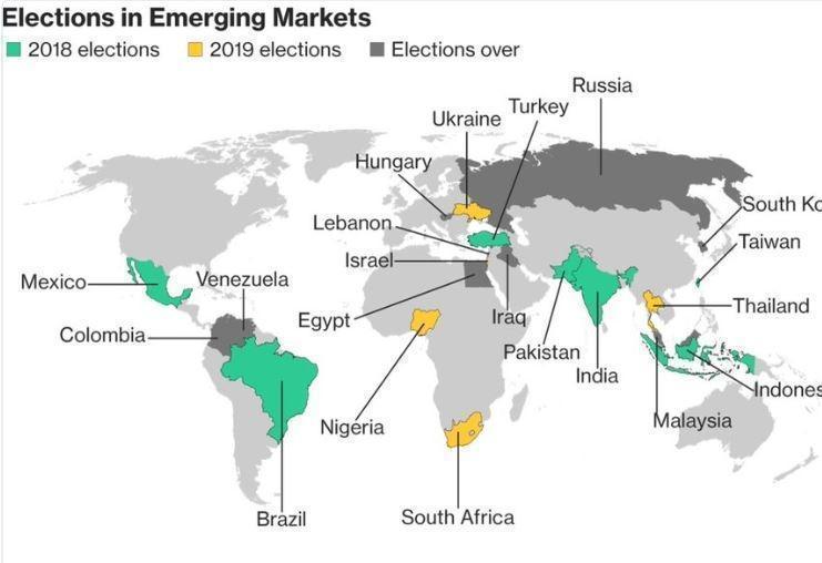 """Bloomberg обнародовал карту с """"ничьим"""" Крымом"""