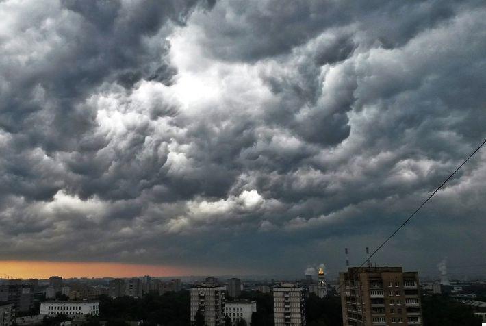 Москвичей предупредили о потенциально опасной погоде 23 июня