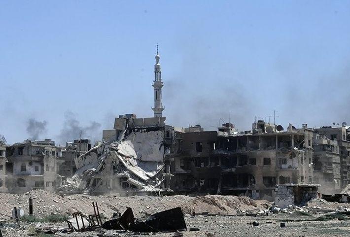 Крупная группировка ССА перешла на сторону сирийского правительства