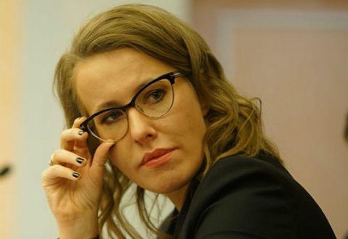 Ксения Собчак опасается за жизнь сына
