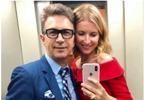 Супруга Валерия Сюткина поведала о ссоре с певцом