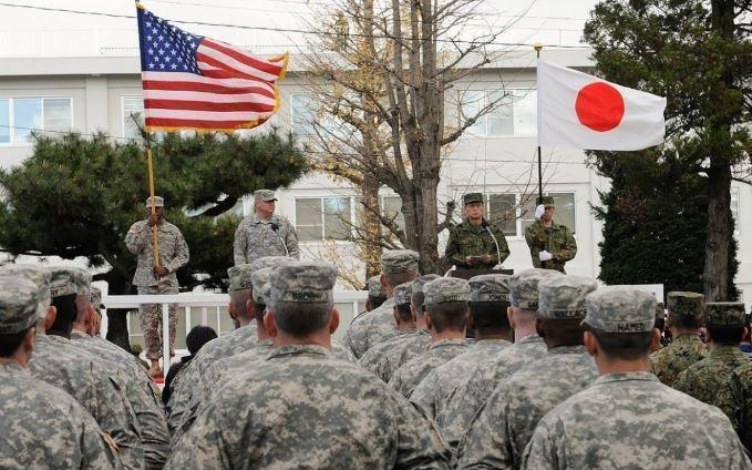 В Японии хотят избавиться от части американских военных