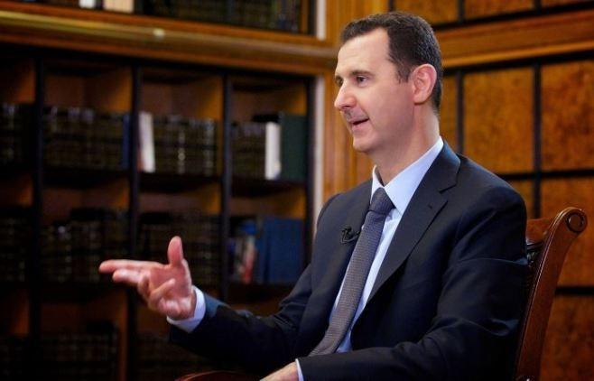 Асад: Запад рассказывает сказки о химоружии в Сирии для военных интервенций