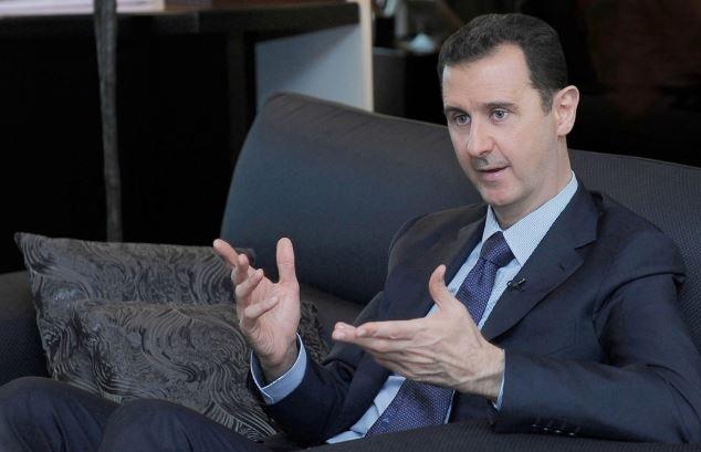 Асад поведал о непубличных стараниям Европы «открыть дверь» в Сирию
