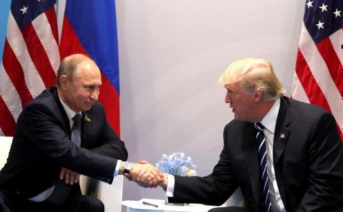 СМИ узнали возможную дату встречи Путина и Трампа в Вене