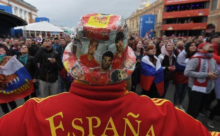 Фанат поставил €15 тысяч на Испанию и чуть не скончался