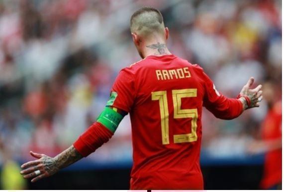 Капитан сборной Испании очень драматично воспринял победу РФ